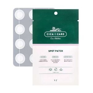 VT Cosmetic Патчи против акне VT CICA CARE Spot Patch (12*12mm)