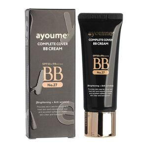 АЮМ Крем BB AYOUME COMPLETE COVER BB CREAM SPF50+/PA++++ #27 20мл