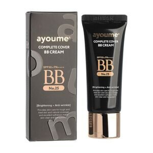 АЮМ Крем BB AYOUME COMPLETE COVER BB CREAM SPF50+/PA++++ #25 20мл