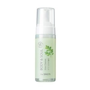 Очищающая пенка для интимной гигиены The Saem Body & Soul Inner Cleanser 150мл