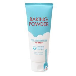 Очищающая пенка 3 в 1 с содой Etude Baking Powder Pore Cleansing Foam 160мл