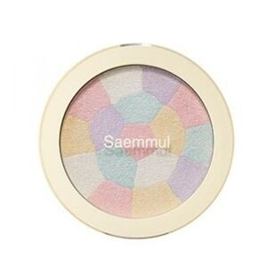 Хайлайтер минеральный 01 The Saem Saemmul Luminous Multi Highlighter 01. Pink White 8гр