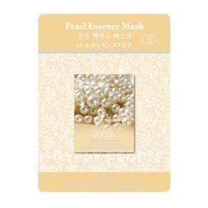 MIJIN Маска тканевая для лица Жемчуг Pearl Essence Mask 23гр