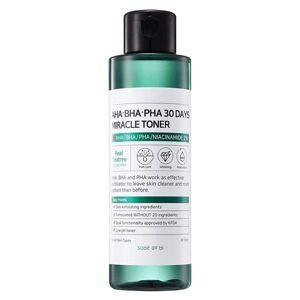 Тонер для проблемной кожи лица SOME BY MI AHA.BHA.PHA 30 Days Miracle Toner 150ml