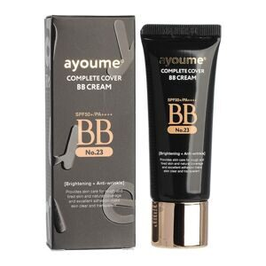 АЮМ Крем BB AYOUME COMPLETE COVER BB CREAM SPF50+/PA++++ #23 20мл