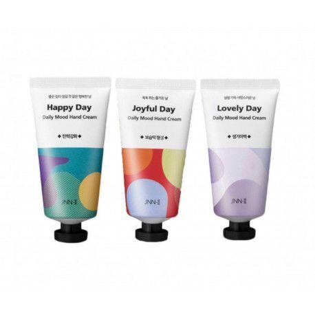Крем для рук увлажняющий JUNGNANI JNN-II DAILY MOOD HAND CREAM JOYFUL DAY 60г