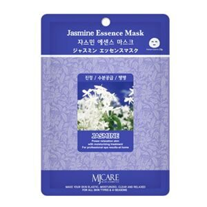 Маска тканевая для лица Жасмин MIJIN Jasmine Essence Mask 23гр