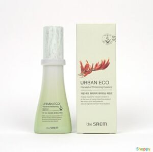 Эссенция осветляющая с экстрактом новозеландского льна THE SAEM Urban Eco Harakeke Whitening Essence